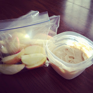 Apple dip!