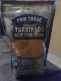 Turbino Raw Cane Sugar!